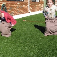 Outdoor play games for kids