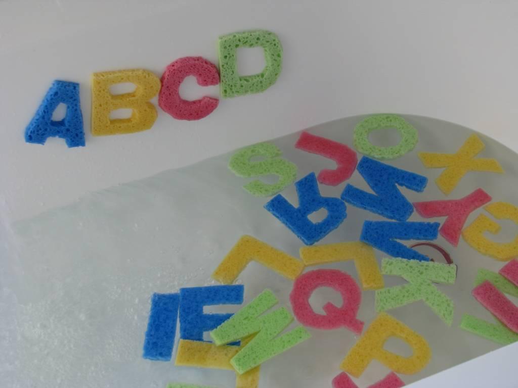 Alphabet Sponge Letters Learning 4 Kids