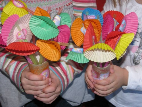 Homemade gift ideas for mother's day