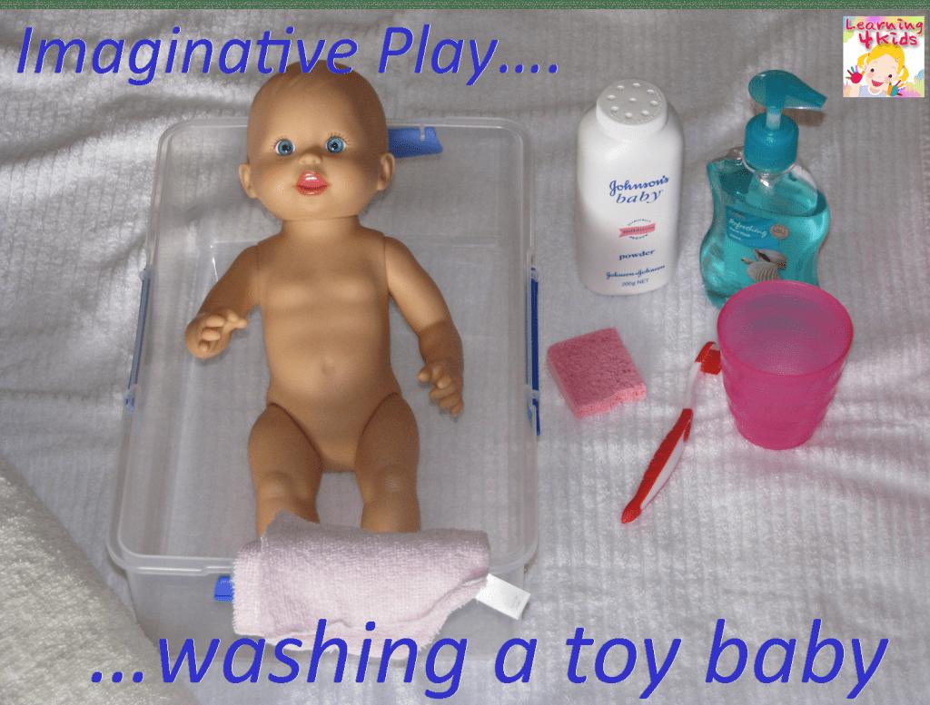 List of Imaginative Play Ideas | Learning 4 Kids