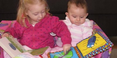 developing a love for reading in the early years