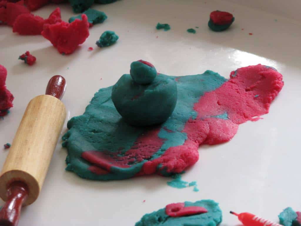 Let S Make A Play Dough Cake Learning 4 Kids