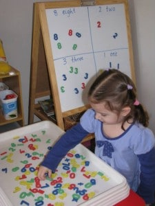Number Games and Activites for kdis - learning4kids