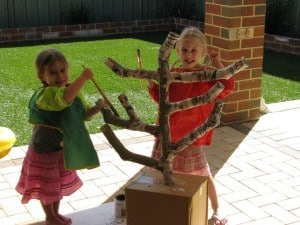 paper mache activities for kids