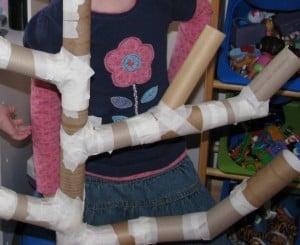 craft activities with toliet rolls