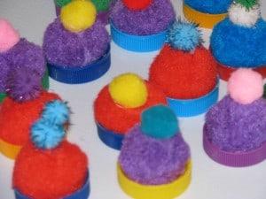 Nursery rhyme - 10 current buns
