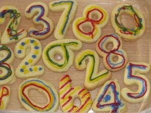 Fun numeracy activities for kids