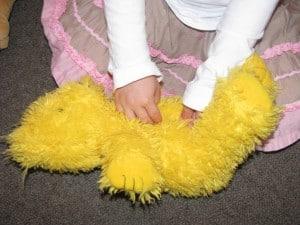 Teddy bear nursery rhyme activities for kids