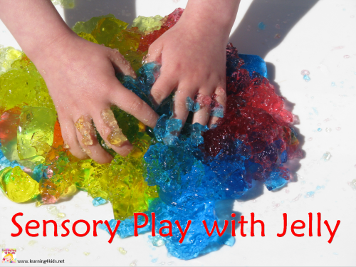 sensory play ideas for preschoolers and toddlers