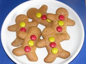 Easy Gingerbread Man Recipe