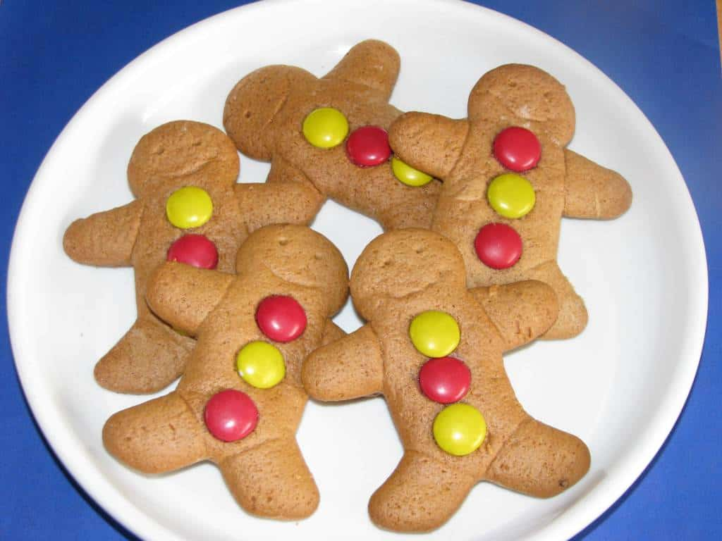 Easy Gingerbread Man Recipe