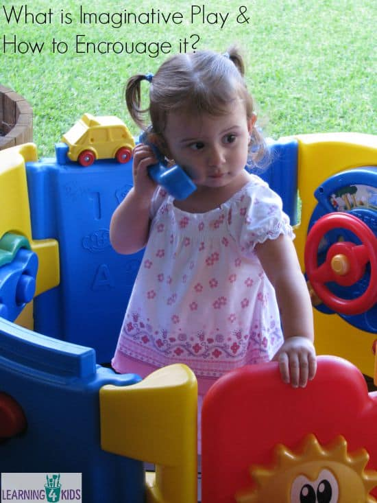 Imaginative Play And How To Encourage