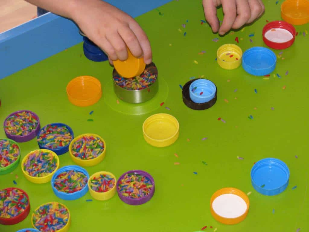 10 Fun Activities with Bottle Tops | Learning 4 Kids