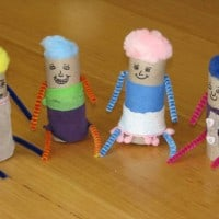 things to make with cardboard tubes or toilet rolls