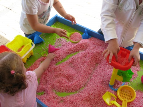 rice activities for preschoolers scented rice sensory play learning 4 687