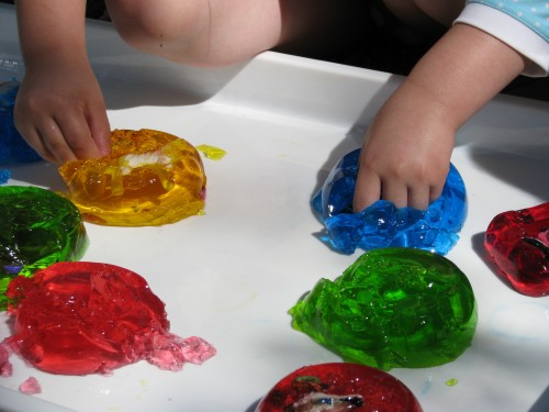 What Is Hiding In Our Jelly Learning 4 Kids