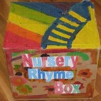 nursery rhyme activities for kids