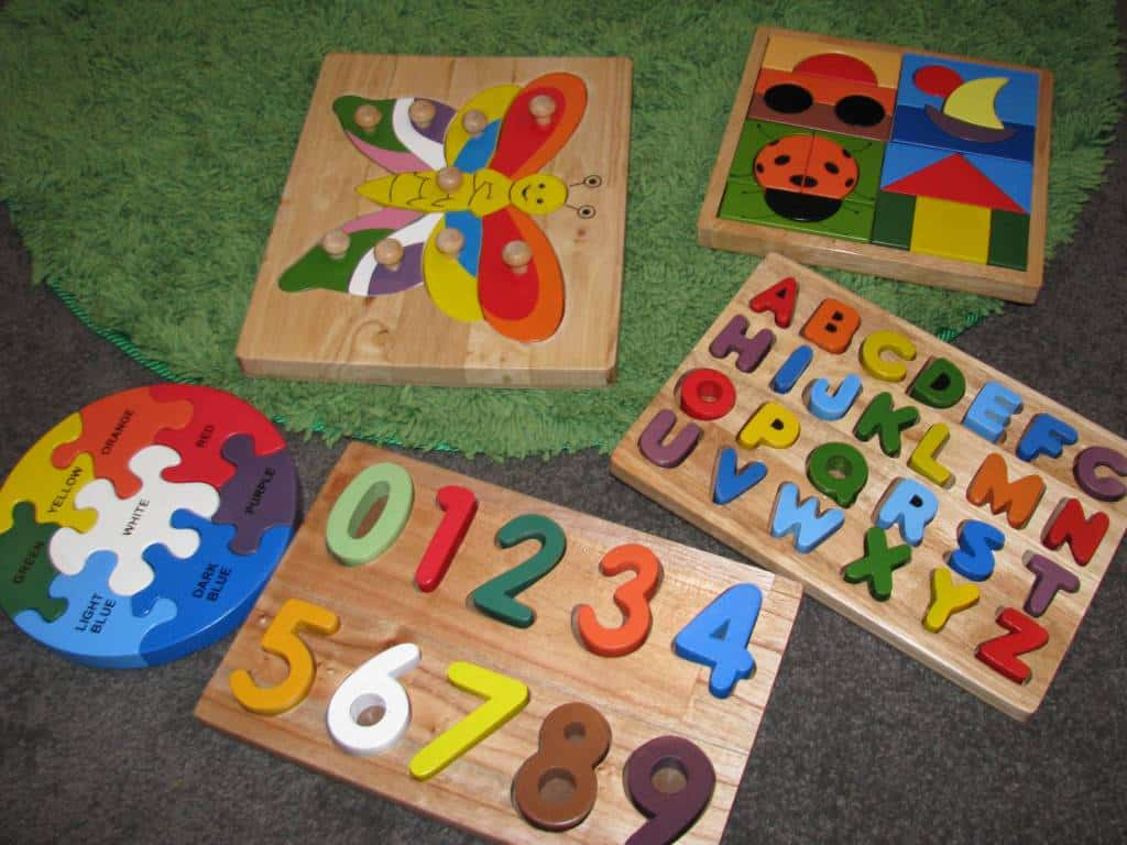 Toddler Toys Puzzle : Why puzzles are so good for kids learning