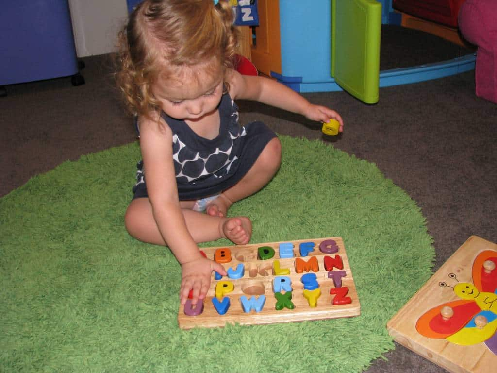cognitive observation of a 4 year old