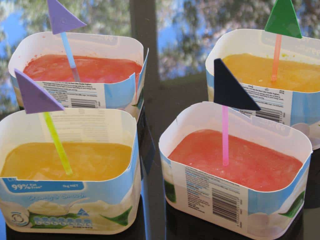 ice boats water play learning 4 kids