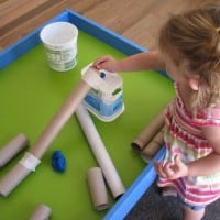 play dough activities for kids and toddlers