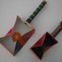 how to make a homeamde guitar