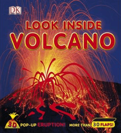 ooks about volcanoes for kids