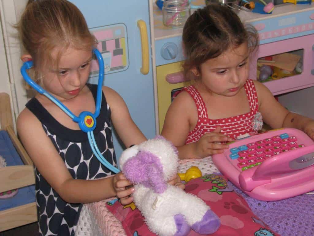 Imaginative Play Vet Hospital Learning 4 Kids