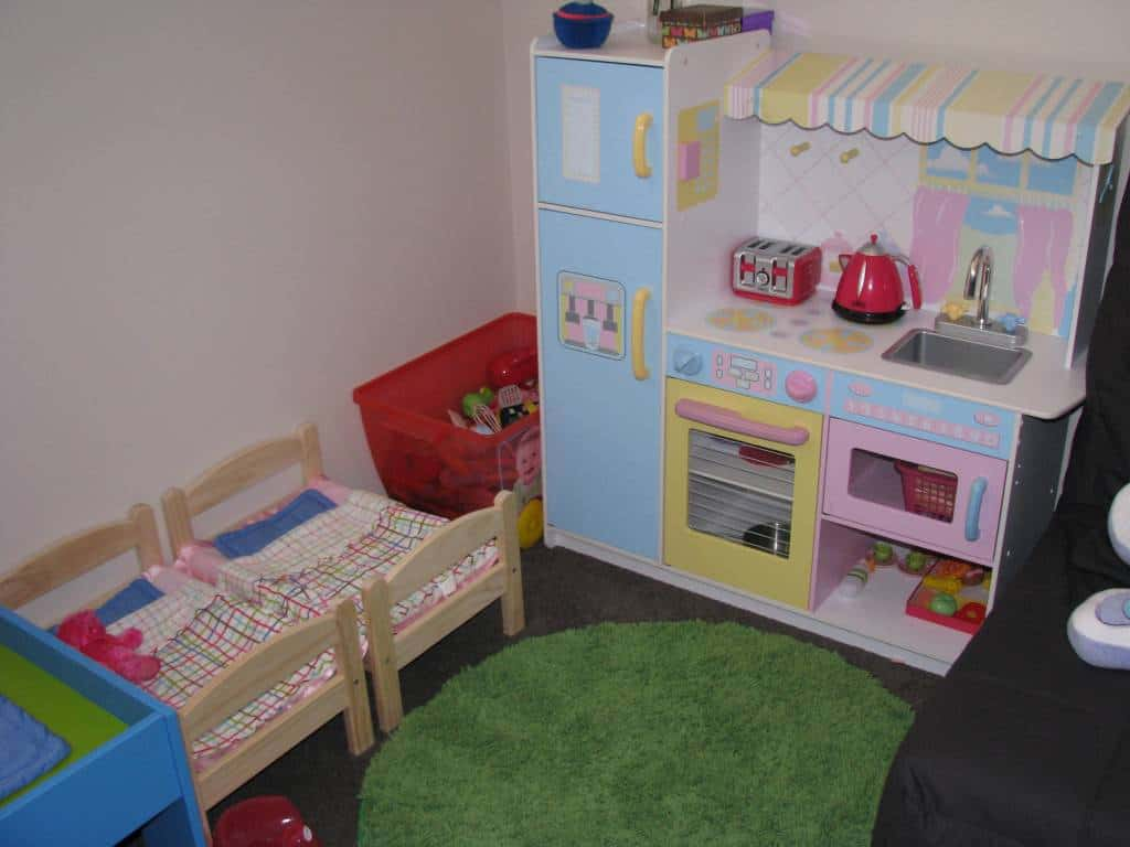 Imaginative Play Baby Care Corner Learning 4 Kids