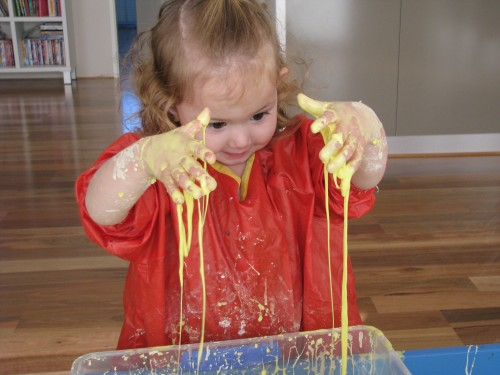 Messy Play Ideas Learning 4 Kids