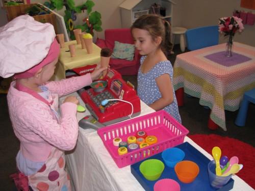Imaginative Play Ice Cream Shop Learning 4 Kids