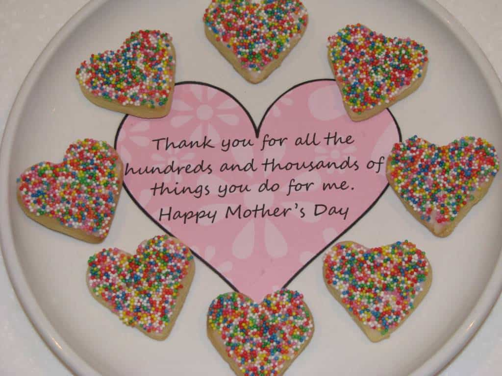 mother s day cookie treat learning 4 kids