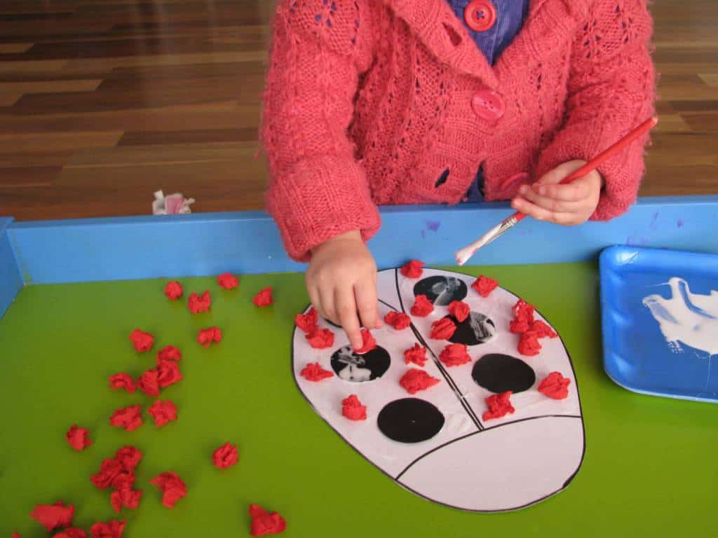 Activities for colors for toddlers - Other Red Activity Ideas