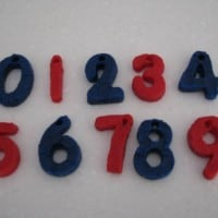 make your own numbers