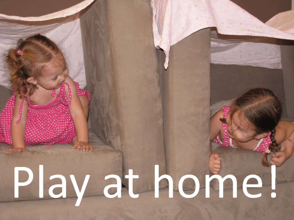 Ideas For Playing At Home