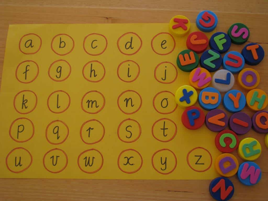 Alphabet Match  Learning  Kids