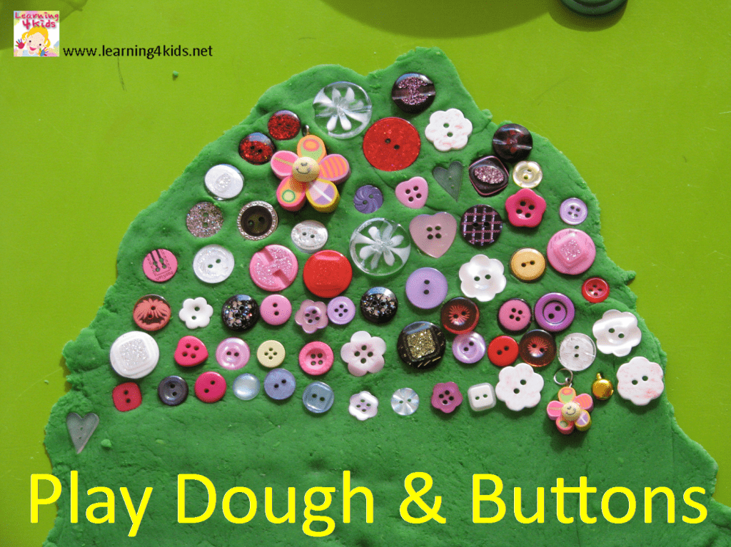 How Can Playdough Help A Child's Development? - Kinacle