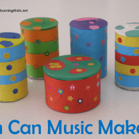 simple homemade musical instruments for kids