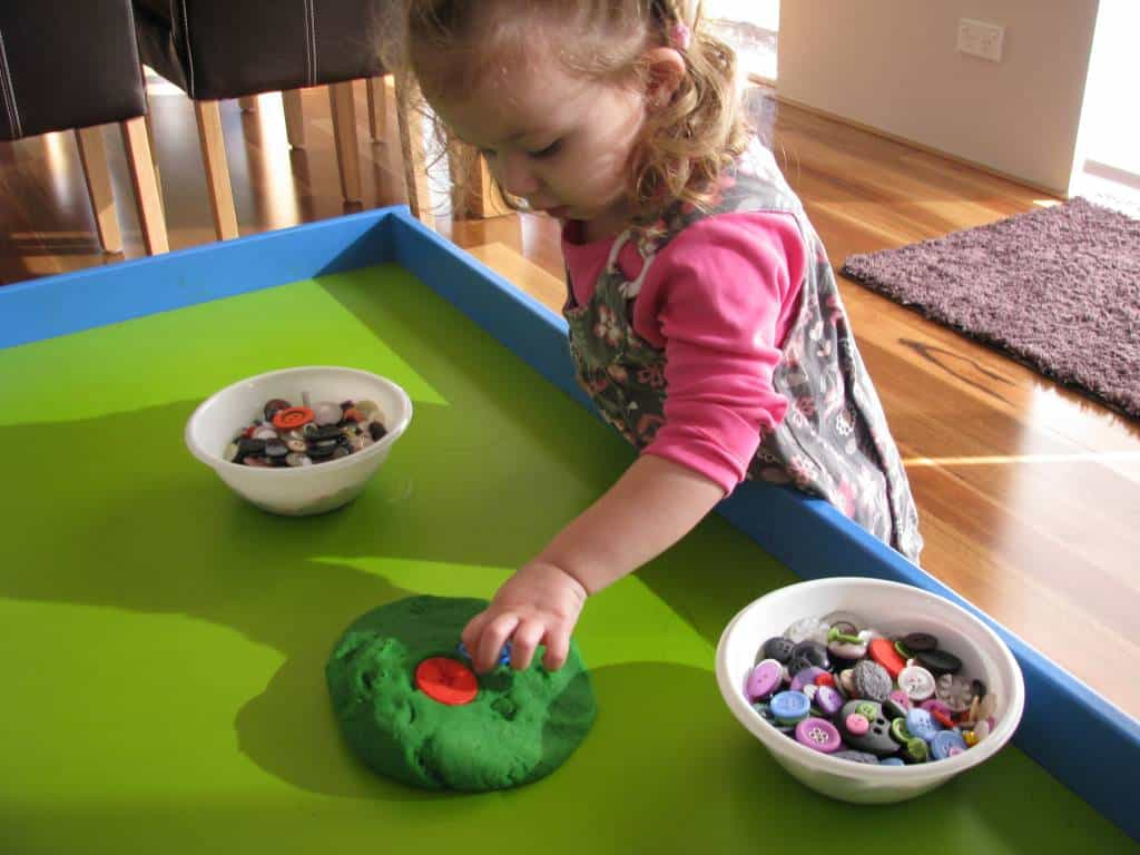 Learning Through Play-Dough - The Big To-Do List