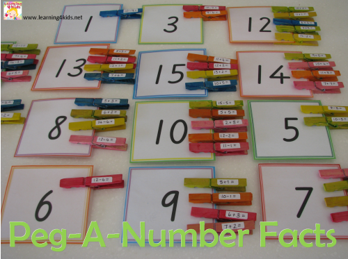 Fun maths games for kids