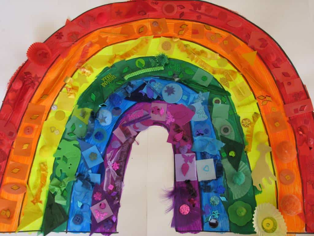 Rainbow Activities for Toddlers and Kids | Learning 4 Kids