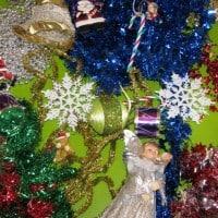 Ideas for setting up a sensory christmas sensory table