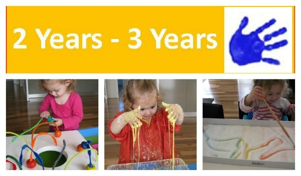 2 Years 3 Learning 4 Kids