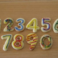 baking with numbers