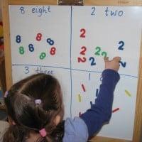 number activities for kindergarten and pre school