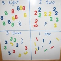 Number activities for 5 year olds