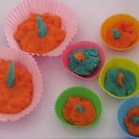 ideas for play dough cupcakes