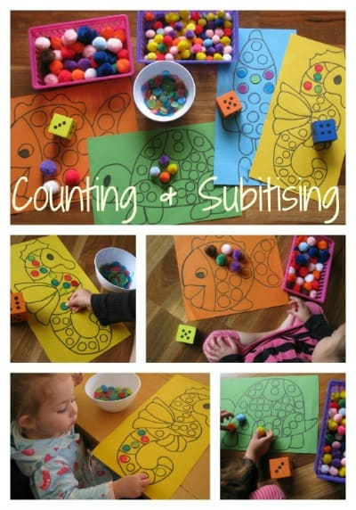 What is subitising and why it is important