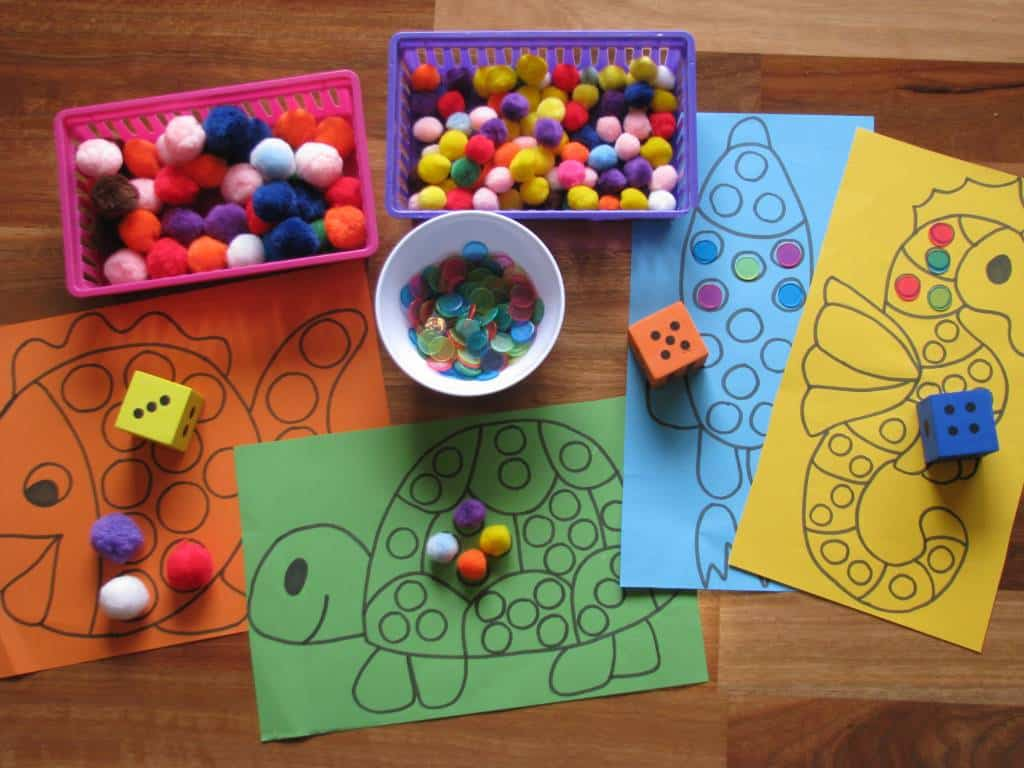 Counting and Subitising Activities