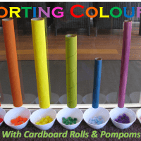 How to teach colours to toddlers and kids?